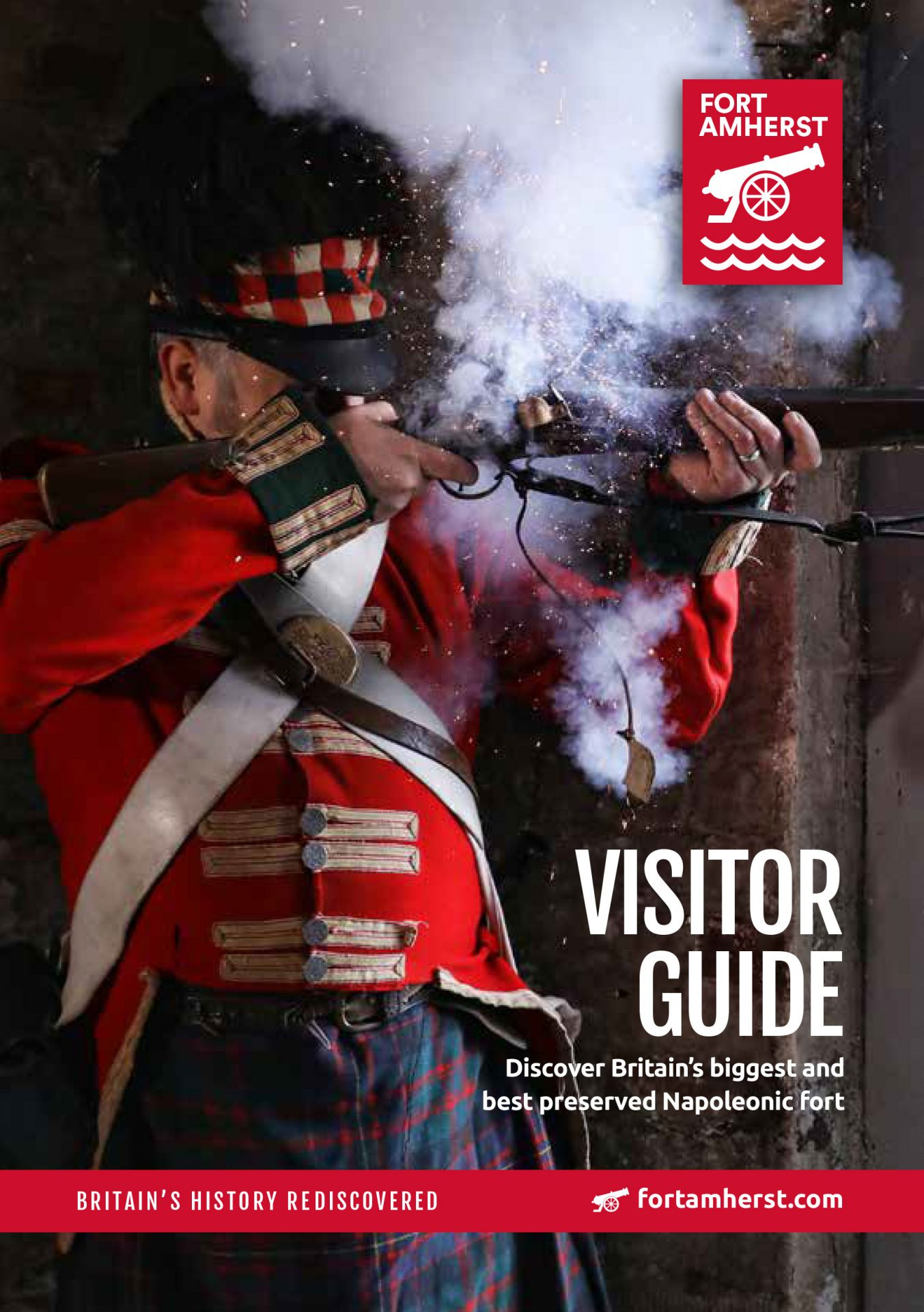 Fort Amherst – Guide Book