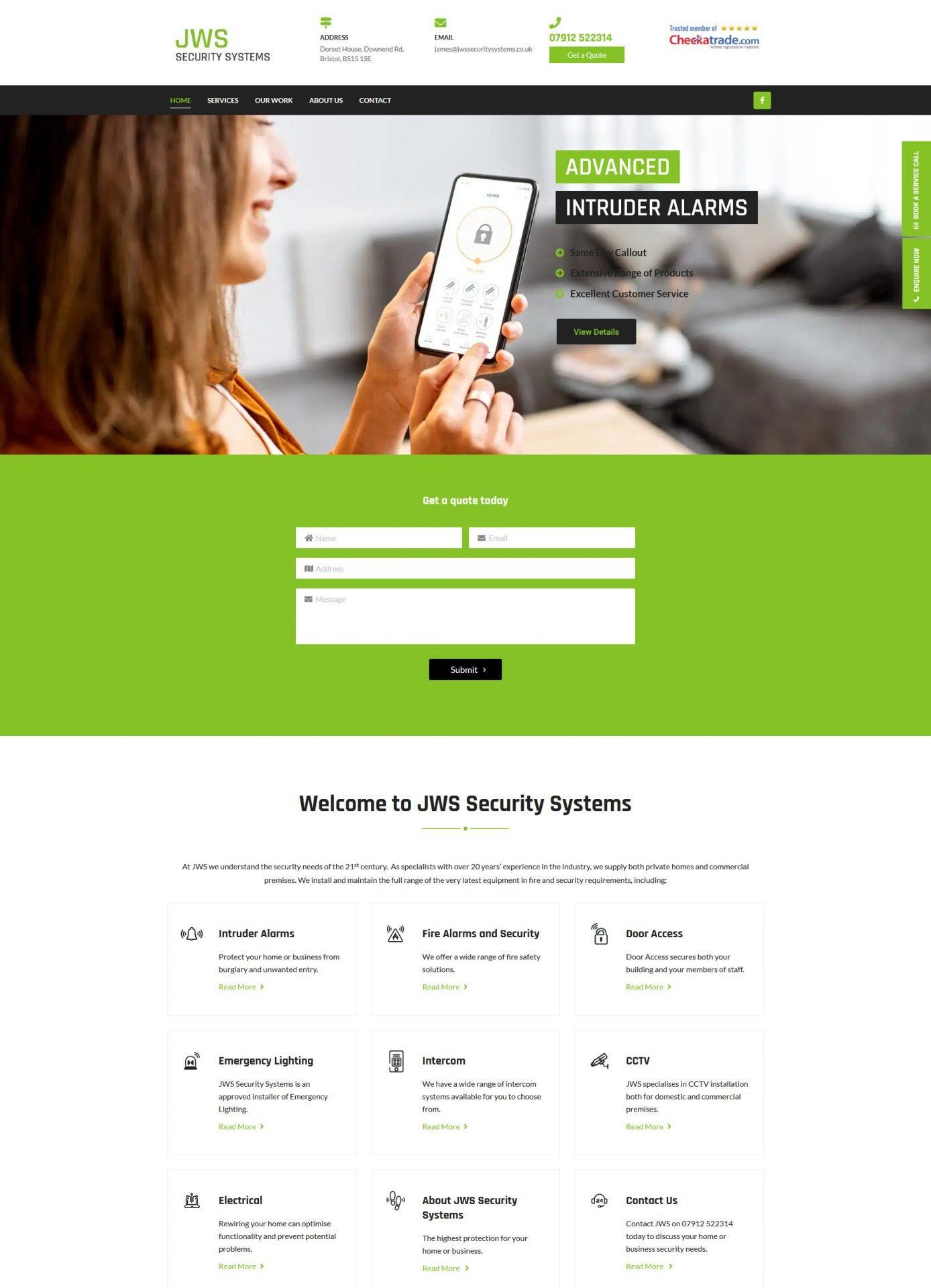 JWS Security Systems