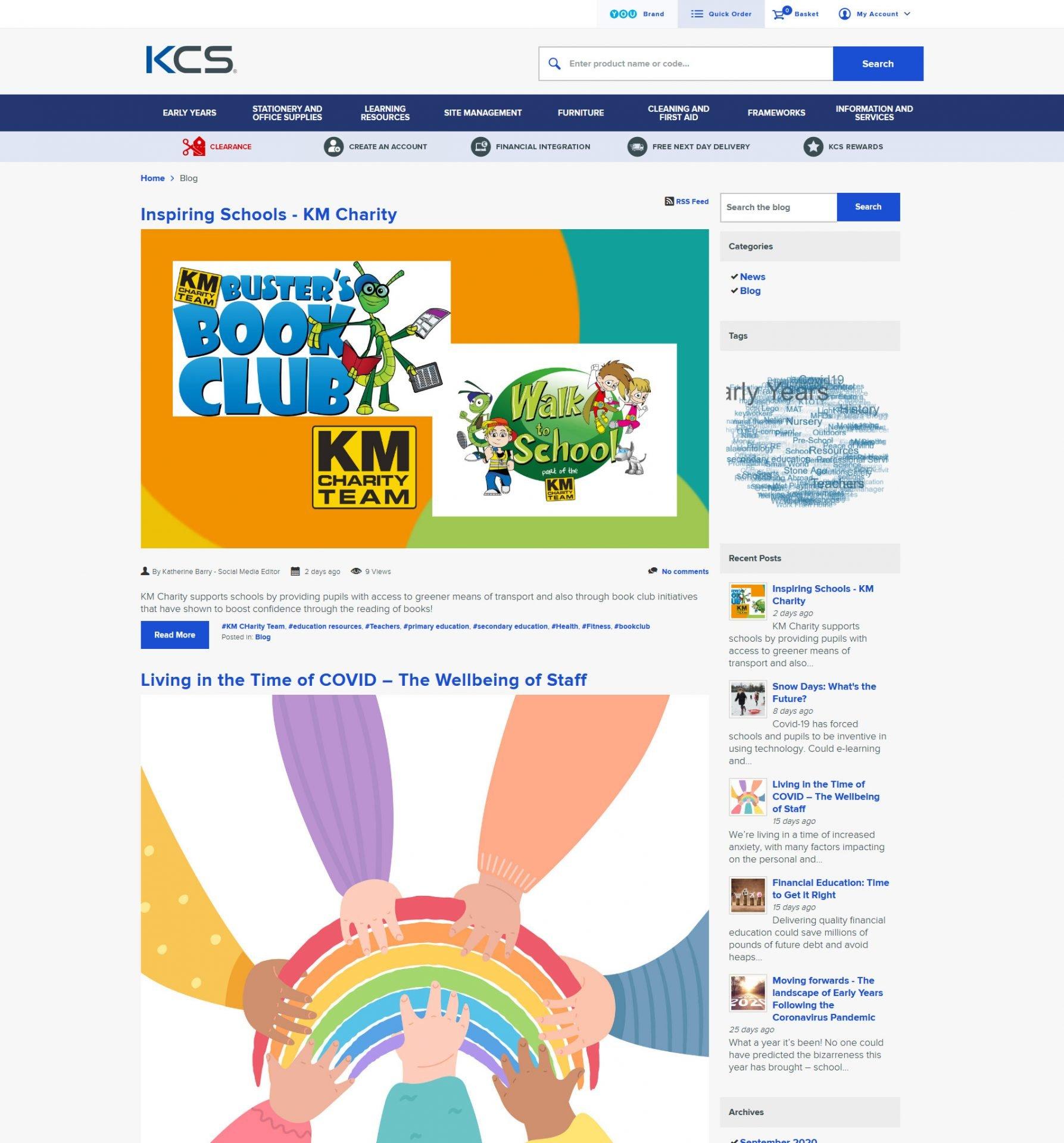 KCS (Kent County Supplies)
