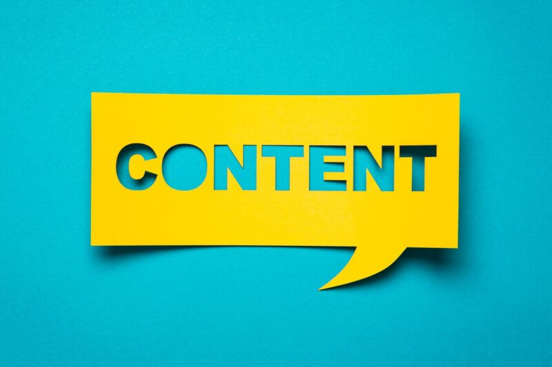 What Makes Effective Website Content? Words that Attract Visitors to your Site, and Keep them There!